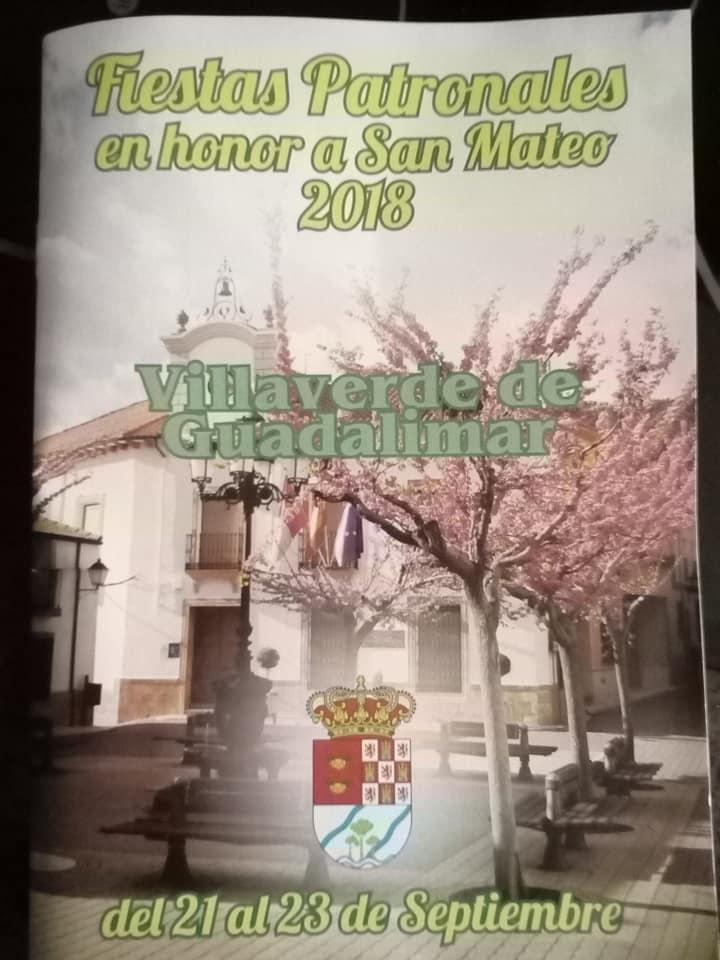Fiestas de Villaverde del Guadalimar