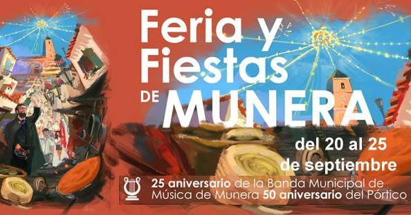 Fiestas de Munera