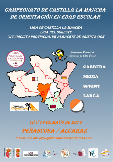 CAMPEONATO REGIONAL DE ORIENTACIÓN